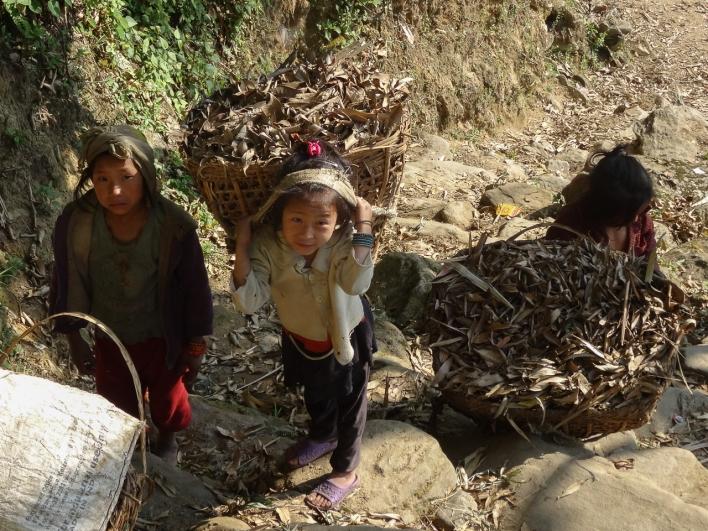 Kanchenjunga village Népal-10
