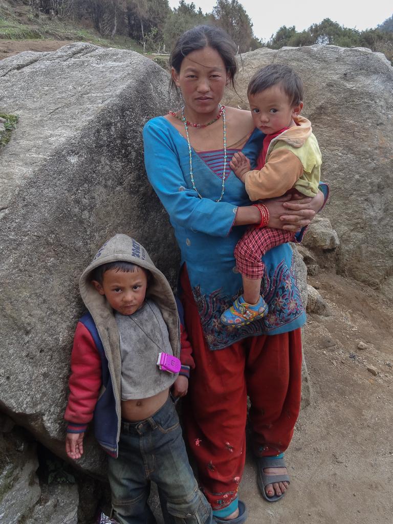 Kanchenjunga village Népal-26
