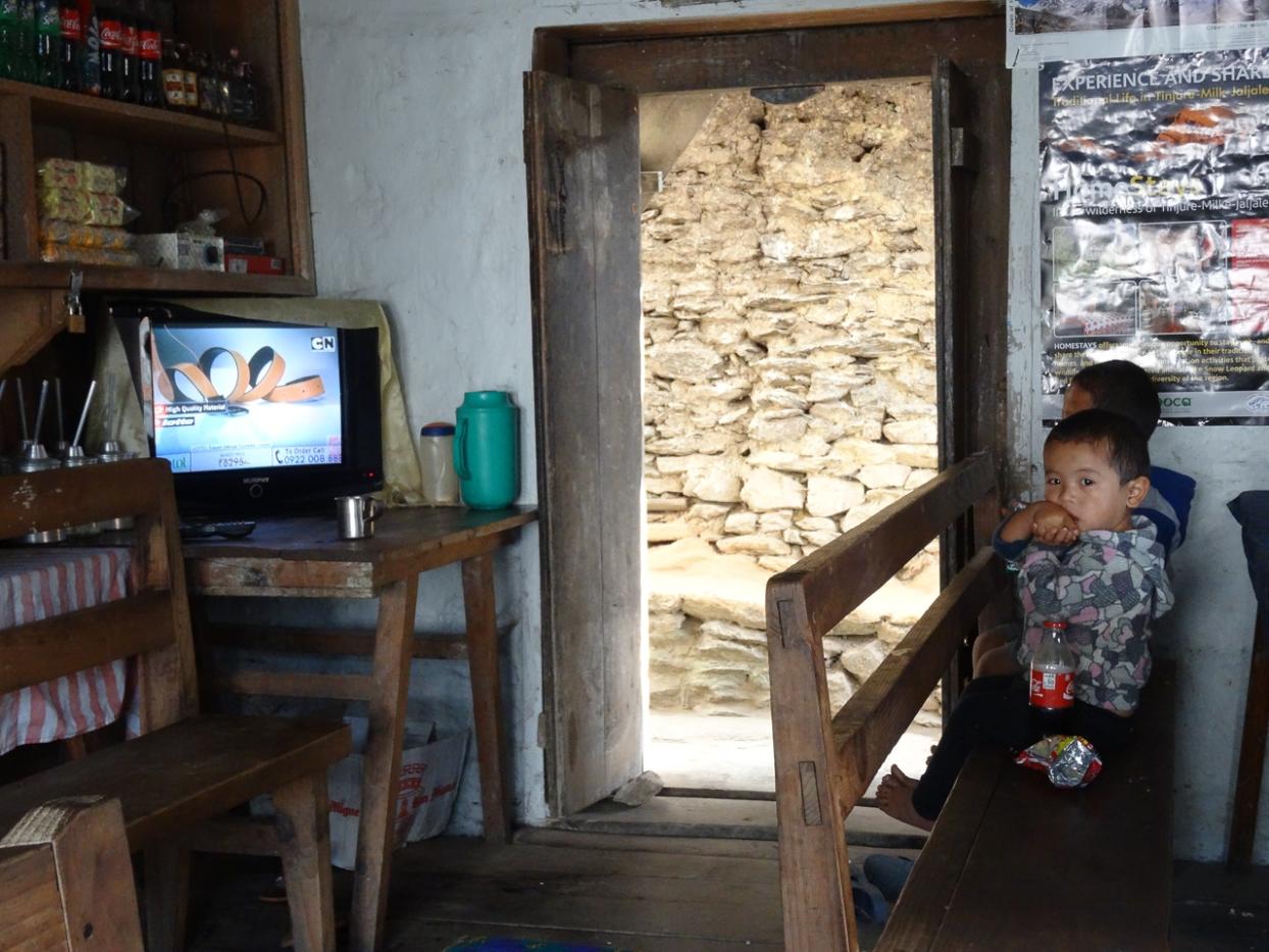 Kanchenjunga village Népal-27