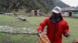 Kanchenjunga village Népal-4