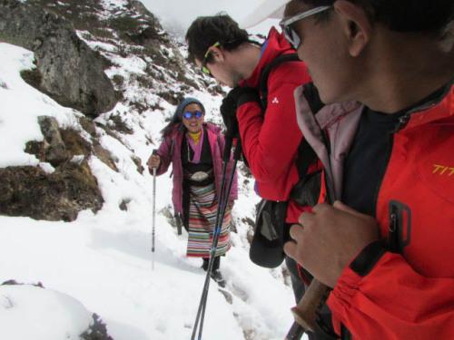 Laure Kanchenjunga
