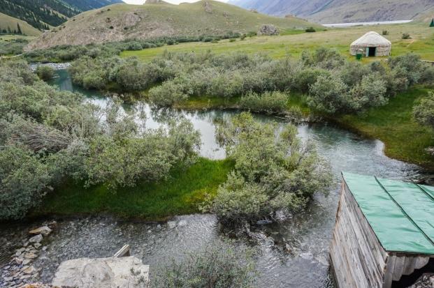 Kyrgyzstan Inylchek-4