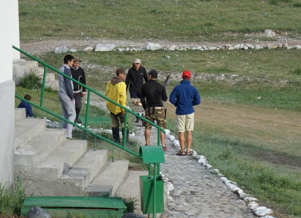 Kyrgyzstan Inylchek-5