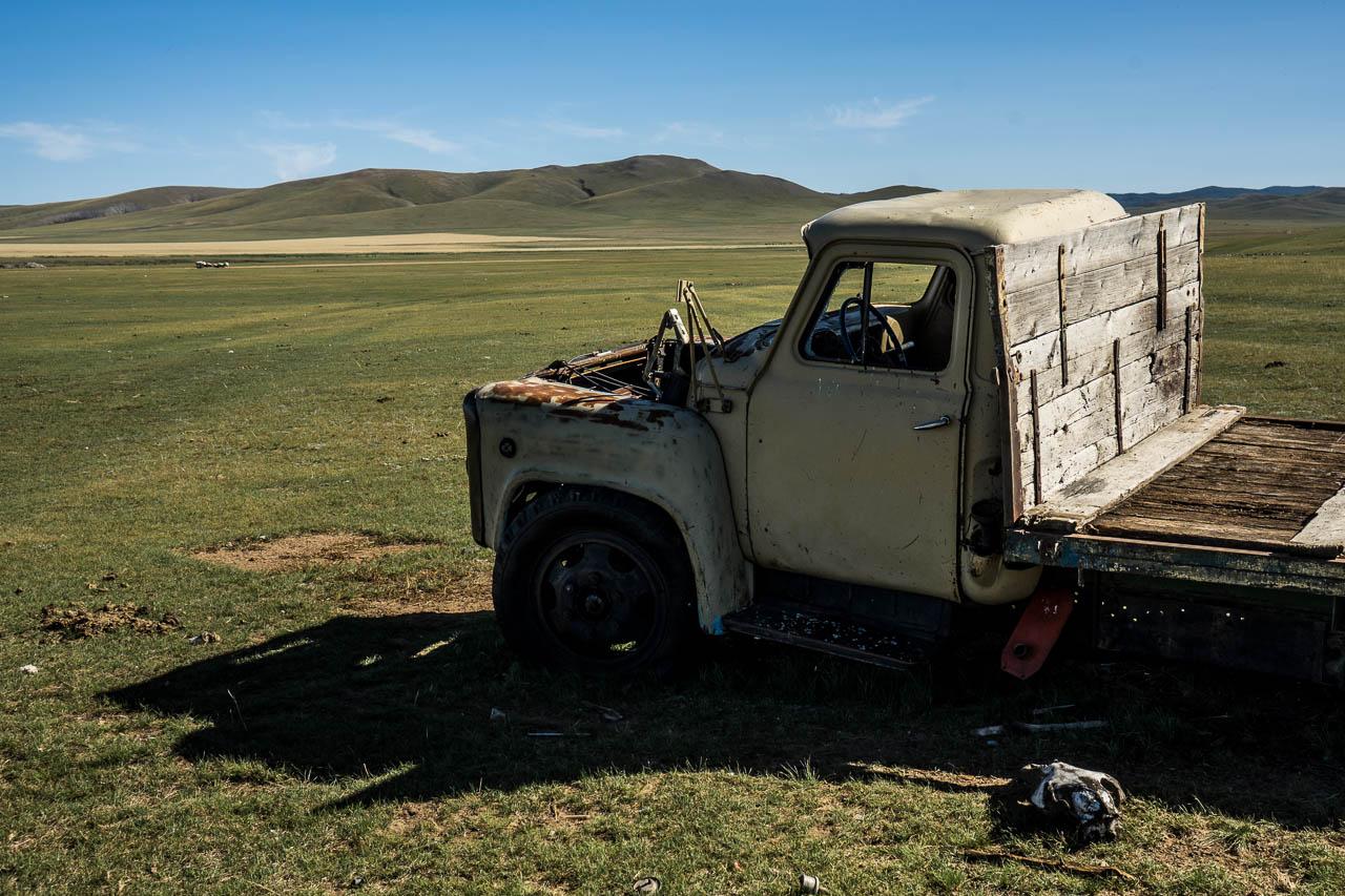 Mongolie à vélo 2601