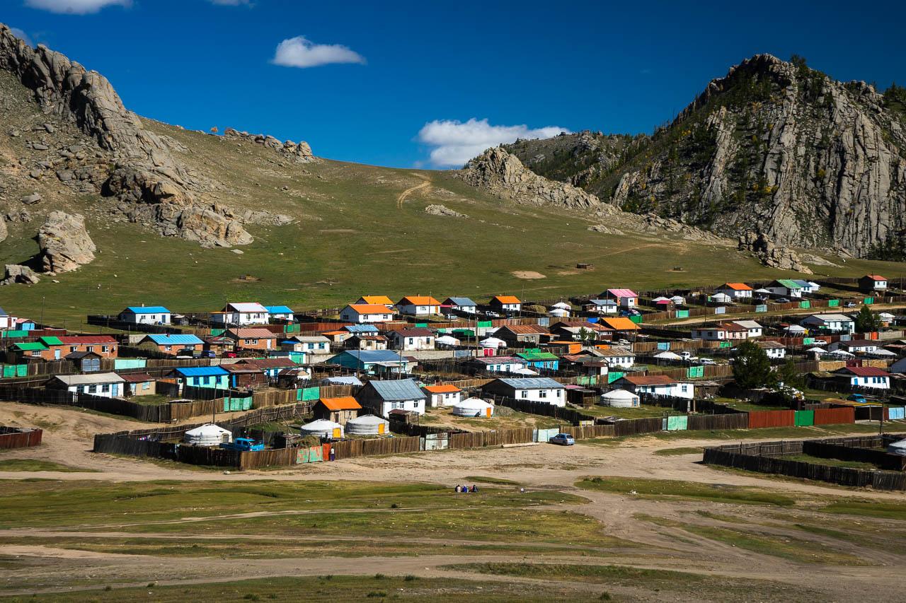 Mongolie à vélo 312