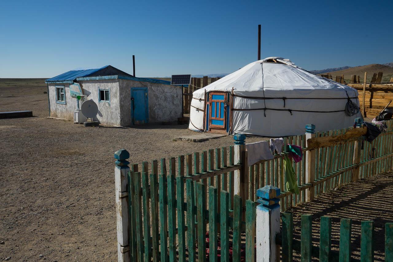Mongolie à vélo _161