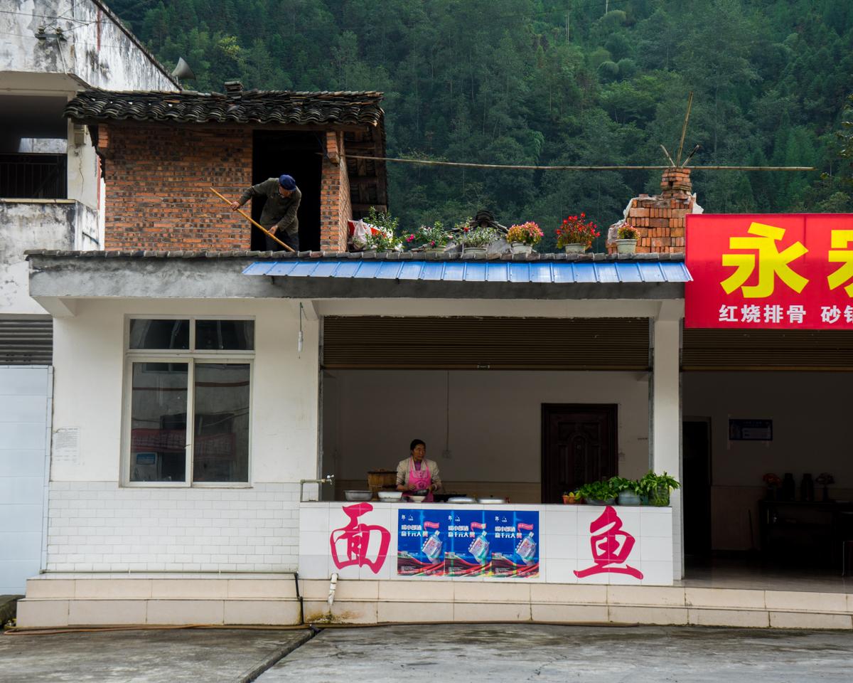 Sichuan à vélo-12