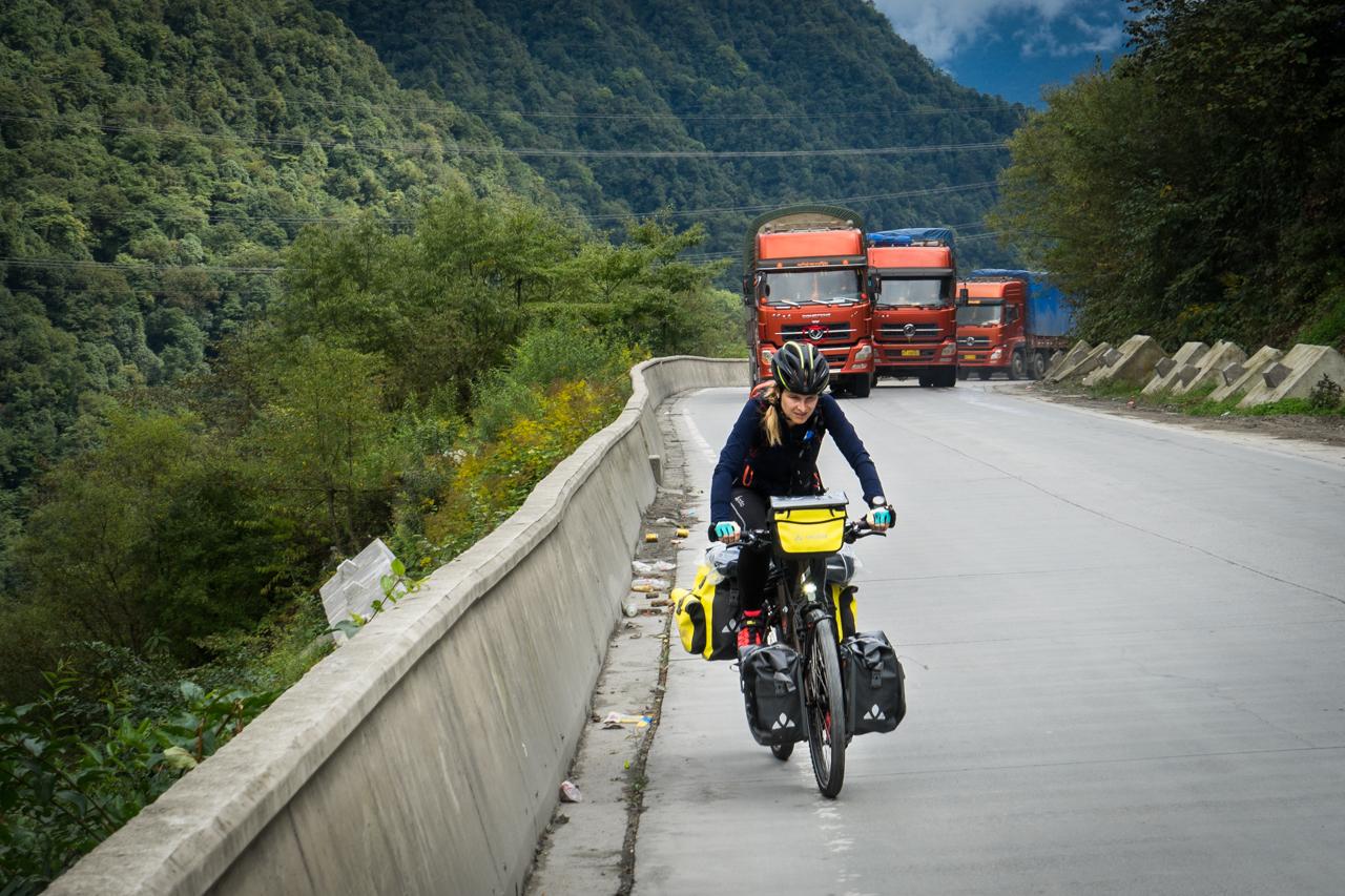 Sichuan à vélo-14