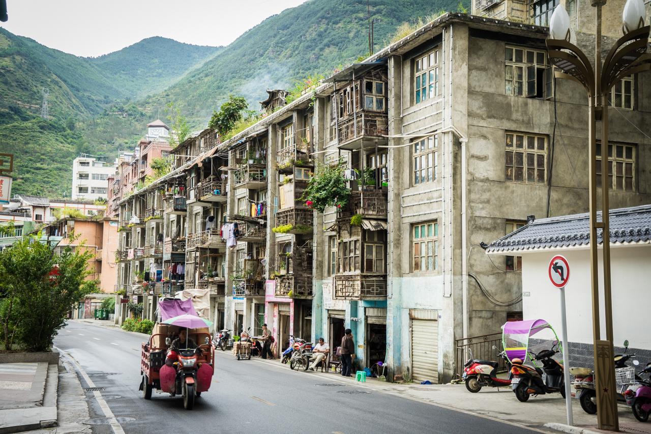 Sichuan à vélo-19