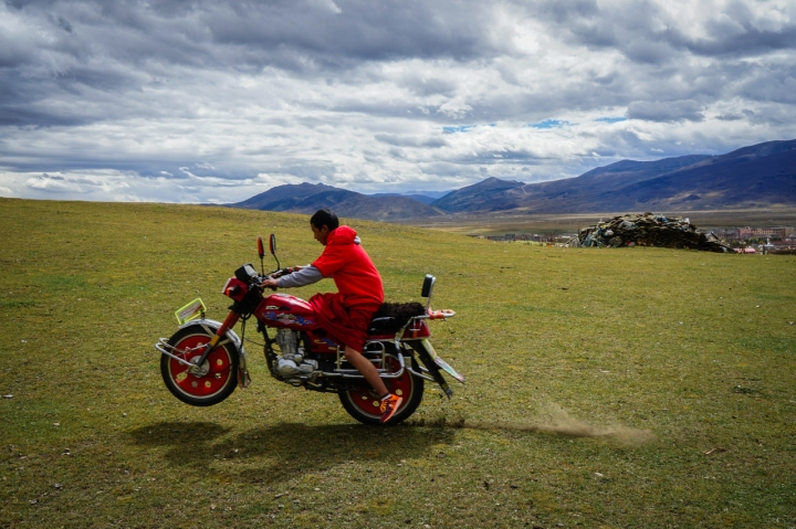 Sichuan à vélo-29