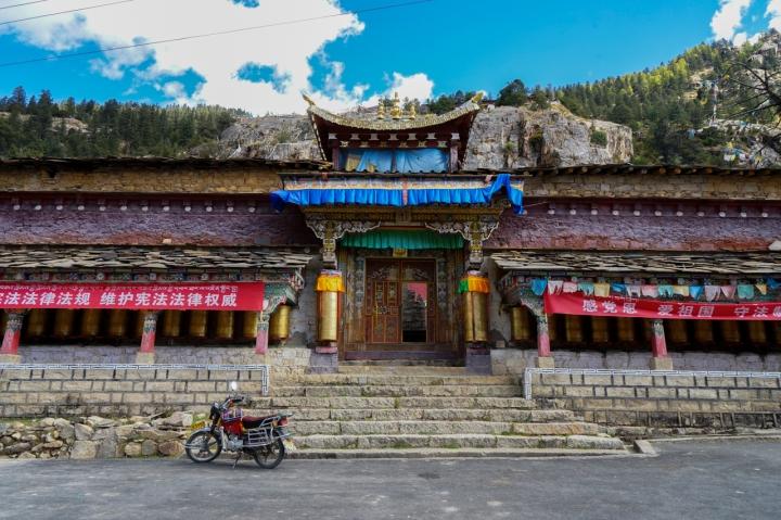 Sichuan à vélo-41