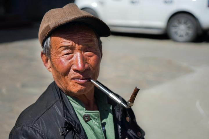 Sichuan à vélo-42