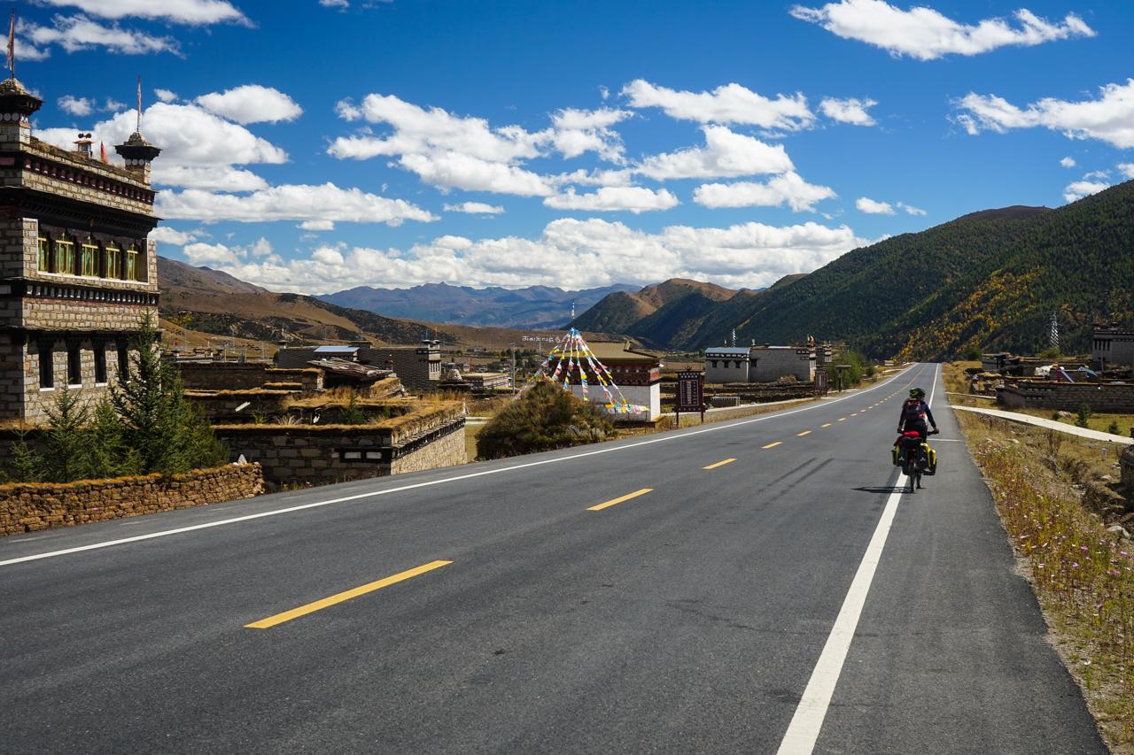 Sichuan à vélo-43