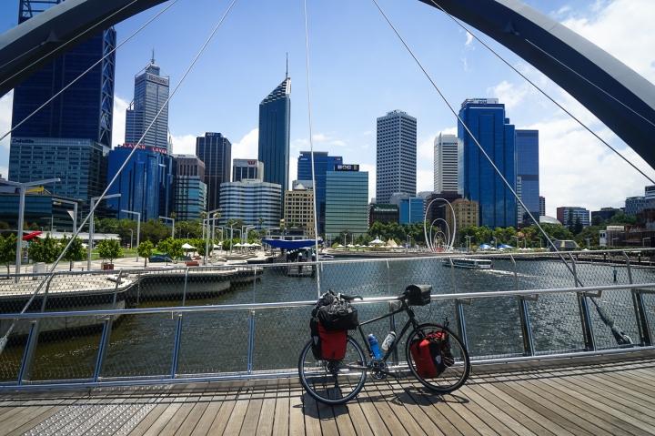 Australie à vélo